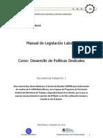 Manual de Legislacion Laboral