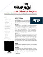 Labour History Project Newsletter 44