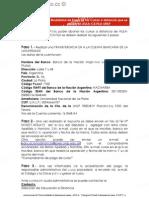 Modalidad de Pago de los Cursos a distancia que se dictan en AULA-CAVILA-UNLP