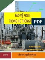 Bai Giang Mon Bao Ve Role - Dung Cho in An