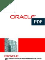 Oracle Hyperion FDM Presentation 11.1.1 HFM