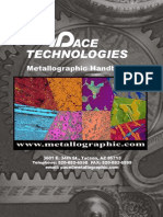 Metallographic Handbook