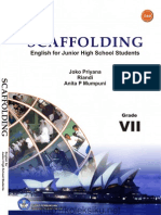 SMP Kelas 7 - Scaffolding