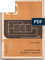 Tranzistoare-Intrebari Si Raspunsuri_Clement Brown