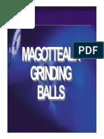 Ball Mill Grinding Media