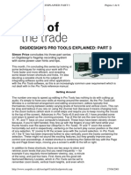 Digidesign's Pro Tools Explained 3