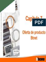Cap8 - Oferta Del Producto Btnet