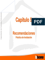 cap9 - recomendaciones