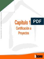 Cap10 - Certificacion a Proyectos