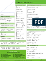 Formula Difrensial Dan Limit.phytong.doc