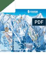 Plan Des Pistes Des 2 Alpes Hiver 2013 2014 170