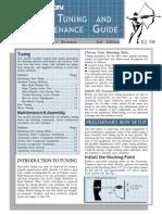 Arrow Tuning Guide
