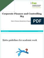 Guidelines Academic Work 2
