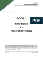 FITA Rules 2004