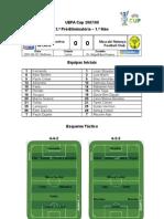 UD Leiria vs Maccabi Netanya FC (Second Qualifying Round - UEFA CUP 2007-2008)