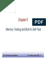 MBIST Basics