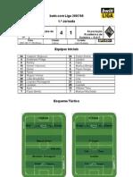Sporting CP vs Académica (1.ª Jornada - BWIN Liga 2007-2008)