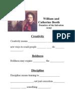 Hero Tales Wk 7 - William & Catherine Booth