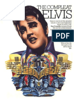 Elvis Presley - The Complete Piano Guitar Chord Songbook