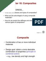 Lecture 18,19 Composite