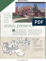 American Houses (Plantas E Fachadas de Casas Americanas