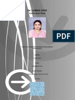Dr. Lubna Syed CV