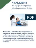 Implantes Vital Dent Valencia3
