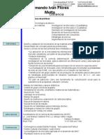 Curriculum Academico