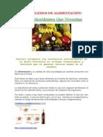 Xango  Alimentos Antioxidantes