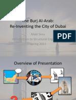 Sims - Burj Al-Arab Final Presentation