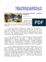 DR. CAPILLI REDATTORE PIANO ARIA SICILIA Riconosce Che Il Piano Sia Stato Copiato Da Altre Regioni 26 9 2013 Il Piano Sia Audizione COMMISSIONE AMBIENTE REGIONE