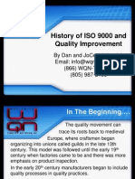 HistoryofISO9000andQuality Improvement