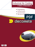 Air Cooled Heat Exchangers - Decometa
