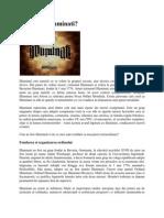 50101559 Cine Sunt Illuminati