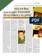 Entrevista a Alvarez Espejo DESPEDIDA