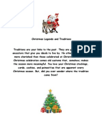 Christmas Legends and Traditions
