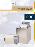 Autoclaves for Sterilization