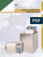 Autoclaves for Sterilization