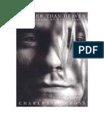 Charles R. Cross - Mais pesado que o Céu-Biografia de Kurt Cobain