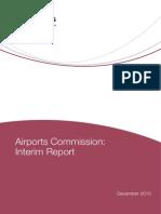 Airports Commission Interim Report Dec2013