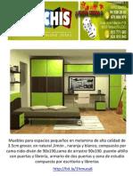 Resumen Instalaciones Camas Abatibles 2013 Muebles Parchis