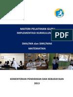 Cover Sma Matematika
