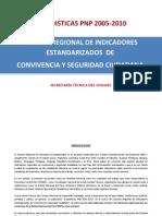 3.Estadisticas Pnp 2005-2010 Indicadores