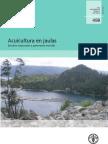 acuicultura en jaulas