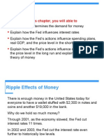 9_ch27 Money, Interest, Real Gdp, And the Price Level