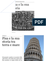 Pisa e la sua storia