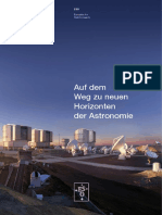 Reaching New Heights in Astronomy (Deutsch)