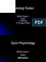 Sport Psychology PPT - V2