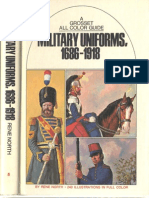 (1686 to 1918) Military Uniforms