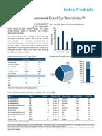 09 Euro Govt 5 Term Index Factsheet